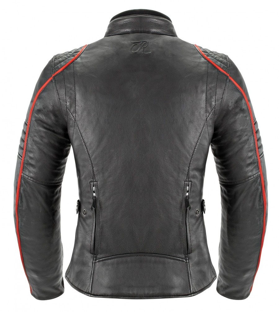 Joe rocket womens leather jacket