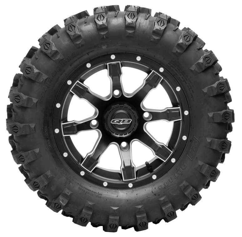 Quadboss Qbt446 Radial Utility Front Rear Tires 2wheel