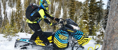 Fly Racing Snow Gear