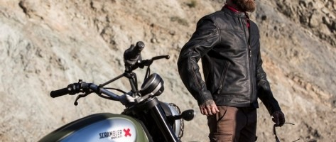 New Roland Sands Jackets