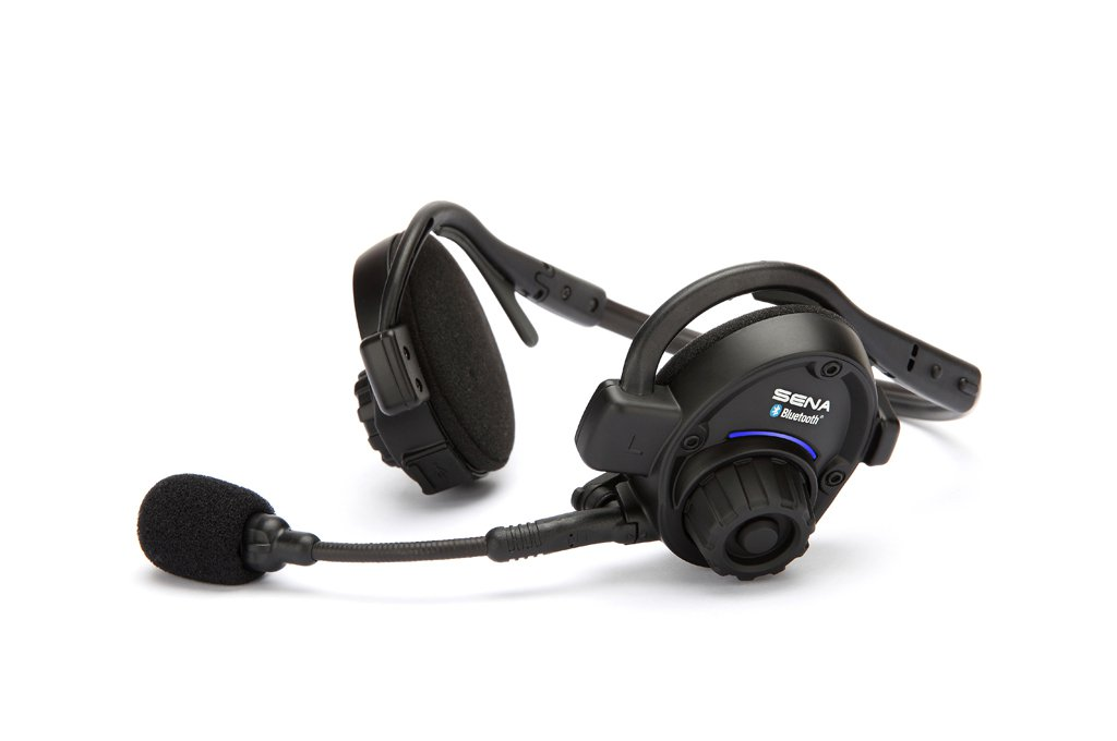 Sena Sph 10 Bluetooth Stereo Headset And Intercom System
