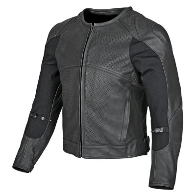 Speed & Strength Full Battle Rattle Leather Jacket (Lg) [Warehouse Deal]