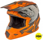 Fly Racing Toxin Resin Youth Helmets