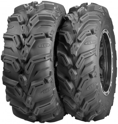 ITP Mud Lite XTR Front/Rear Tire - 25x8Rx12 [Warehouse Deal]
