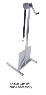 Eazymove Lift Crank for Sled Stand [Warehouse Deal]