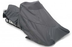 Parts Unlimited Trailerable Custom-Fit Snowmobile Cover