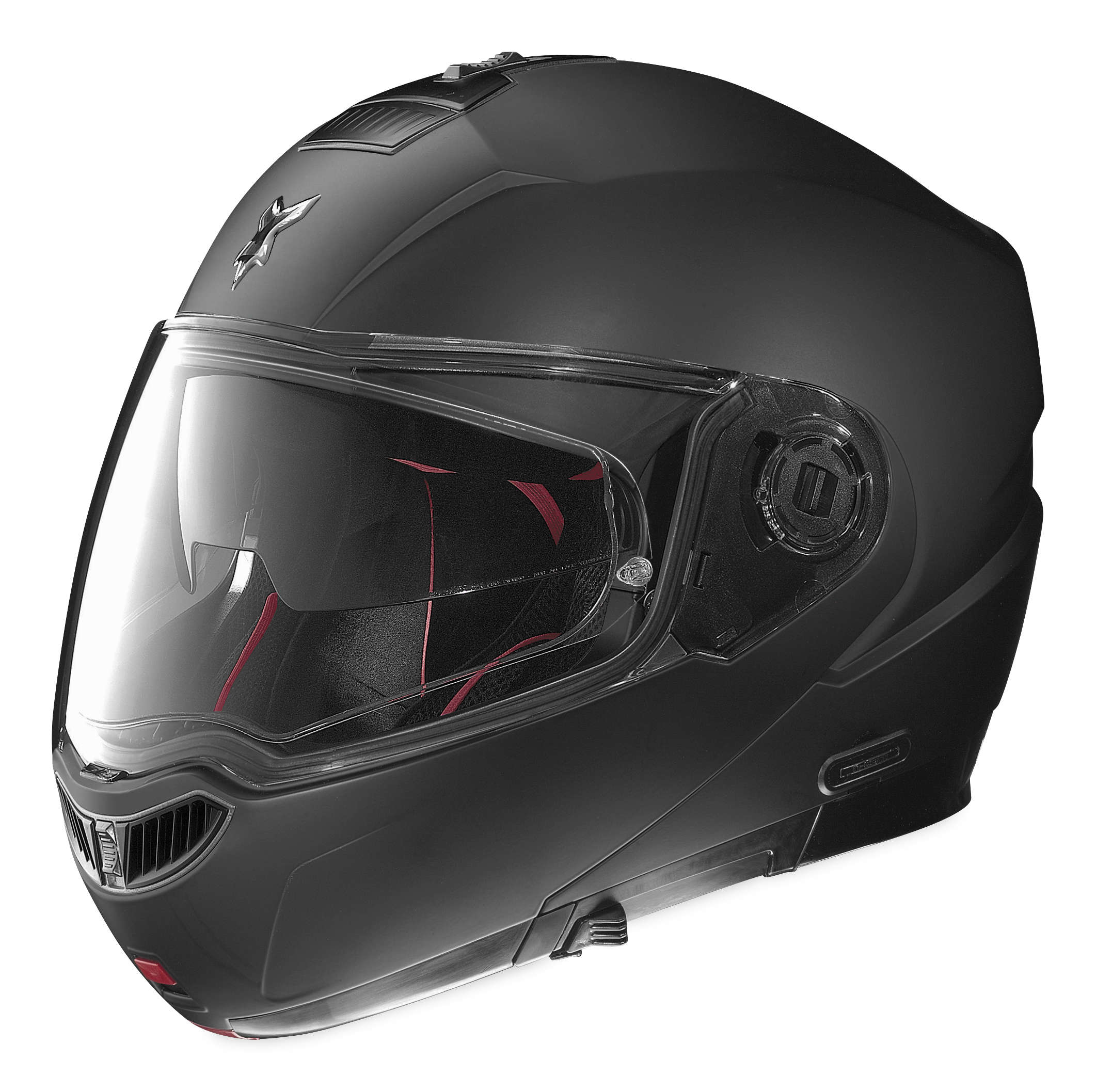 nolan n104 absolute outlaw solid helmet 2wheel. Black Bedroom Furniture Sets. Home Design Ideas