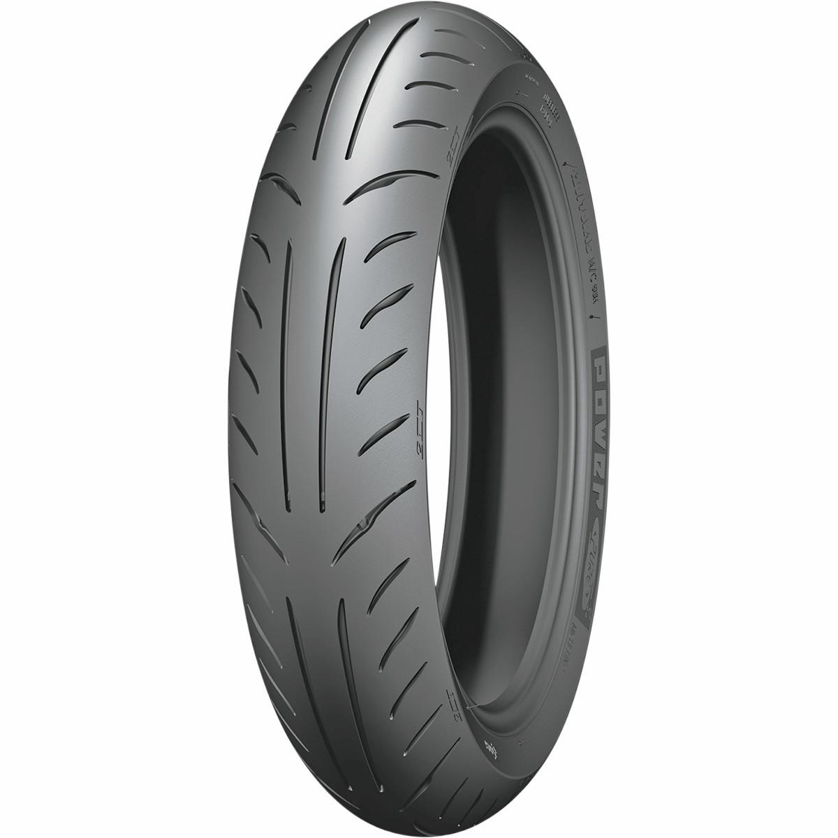 michelin power pure sc front rear tires 2wheel. Black Bedroom Furniture Sets. Home Design Ideas