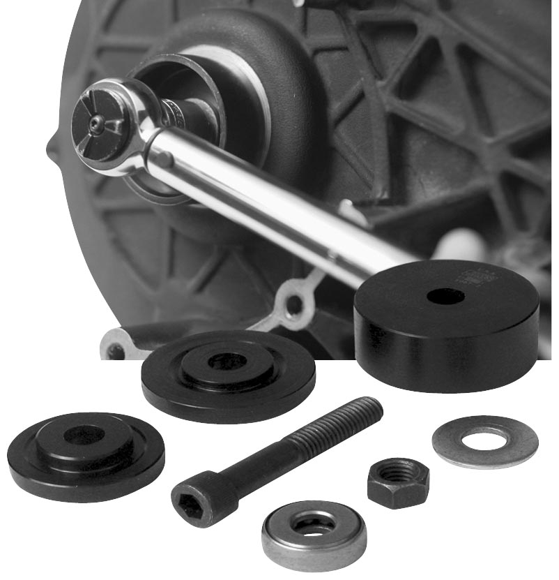 Jims Force Flow: Jims Inner Primary Cover Bearing And Seal Installer