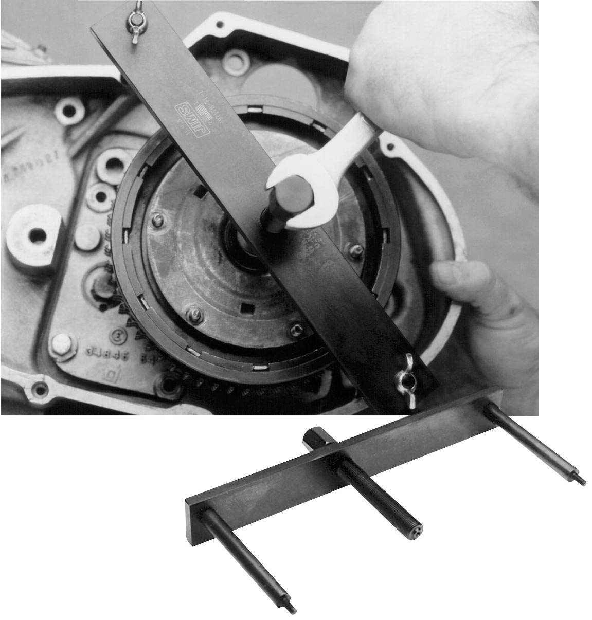 Jims Force Flow: Jims Clutch Spring Compressor Tool