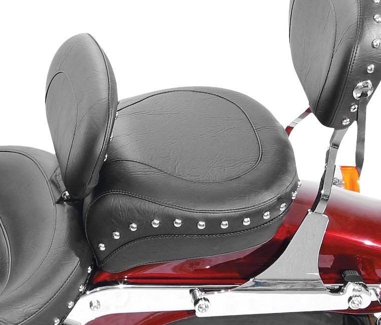 Mustang Wide Touring Studded Recessed Rear Seat 2wheel
