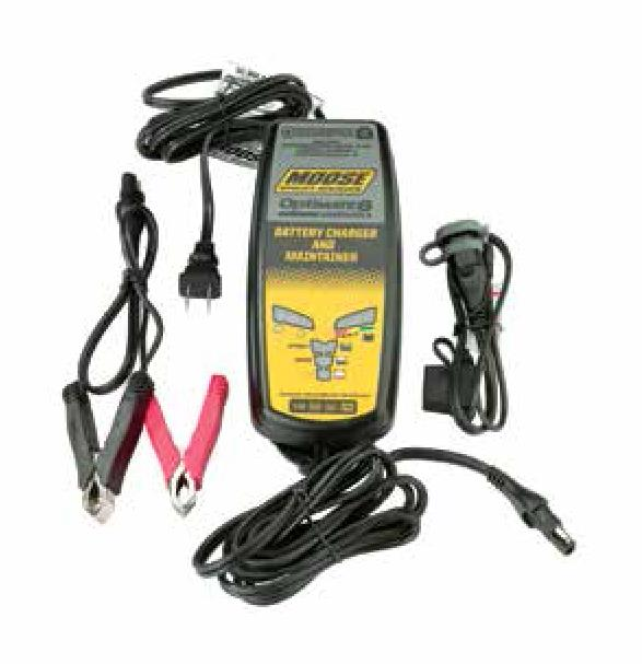 Tire Rack Coupon Code >> Moose Utility Optimate 6 Battery Charger/Maintainer | 2Wheel