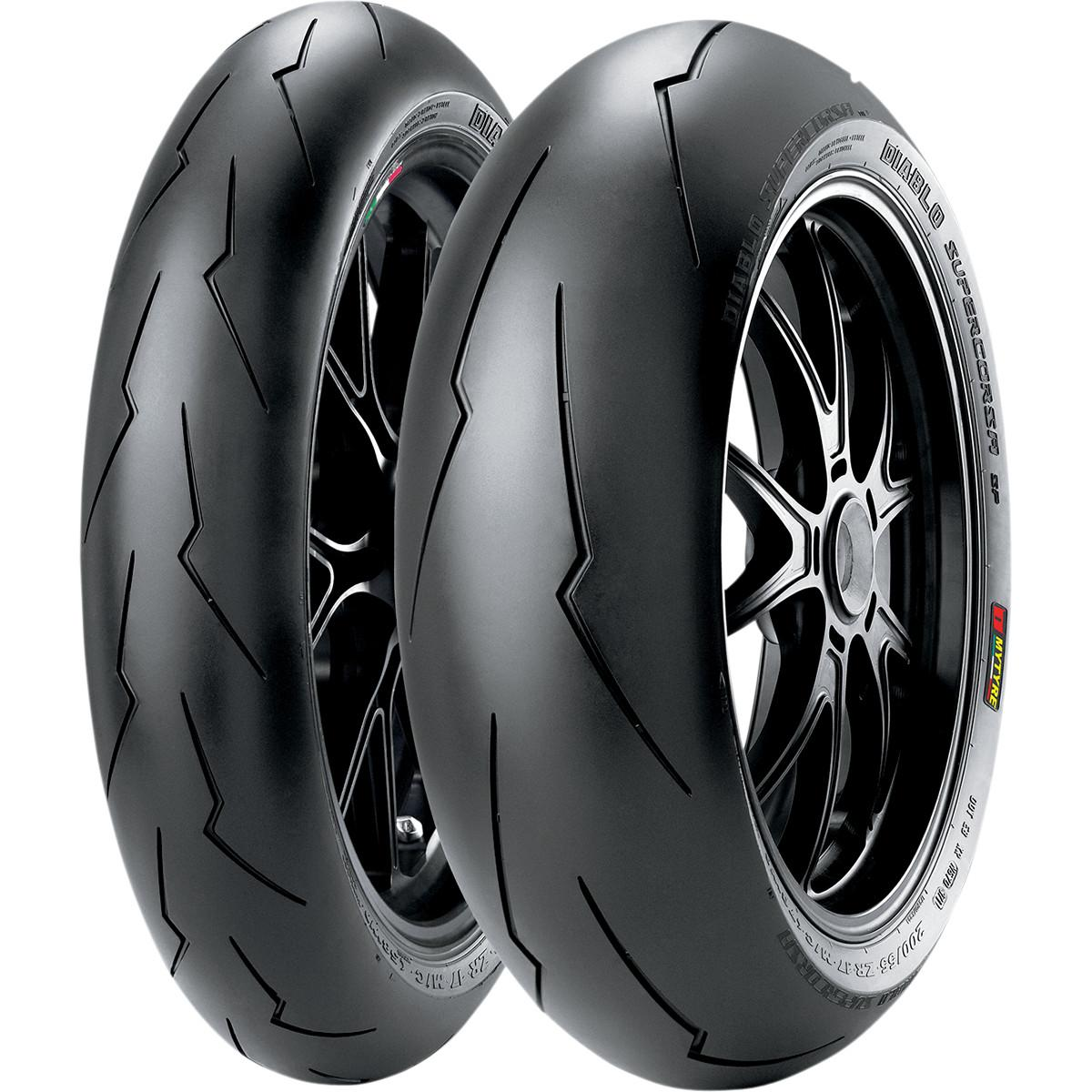pirelli diablo supercorsa sp v2 front tire 2wheel. Black Bedroom Furniture Sets. Home Design Ideas
