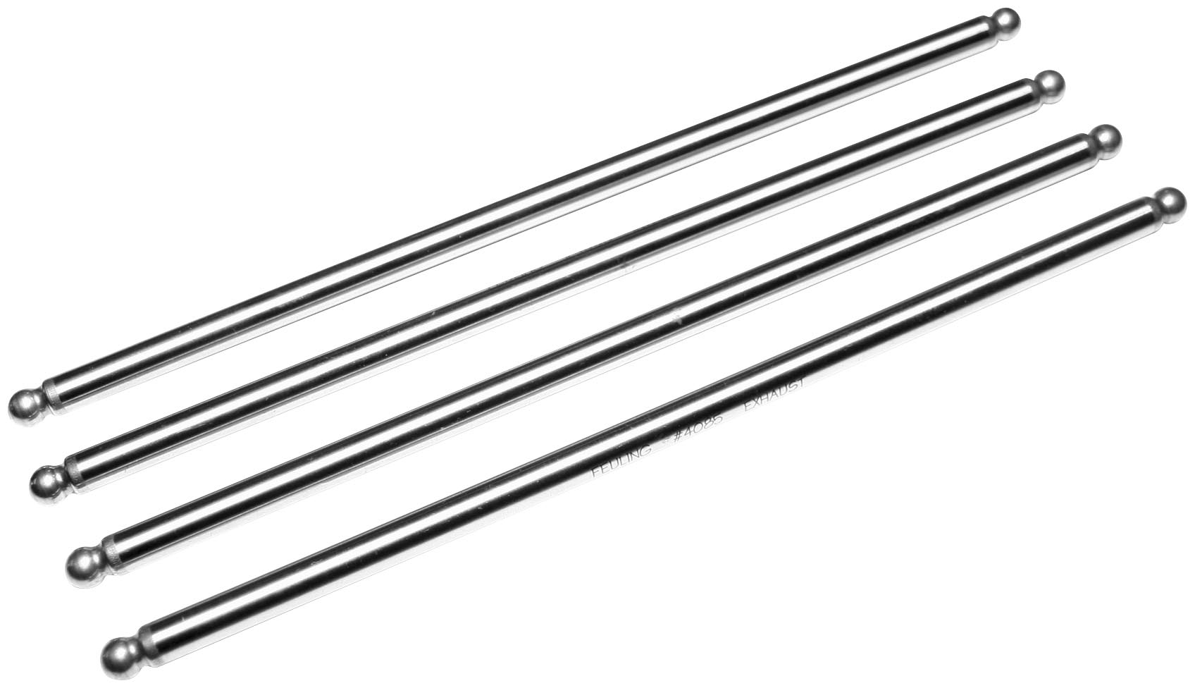 Feuling Hp Fixed Length Pushrods on P Cams Pushrods