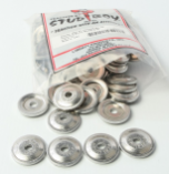Stud Boy Power Plate Round Backers