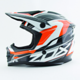 ZOX Rush Pulse Youth Helmet