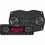 Jensen Plug N Play Replacement Audio System
