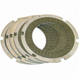 Belt Drives Ltd Friction Clutch Plates for Competitor Clutch