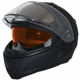 ZOX Condor SVS Solid Snow Helmets with Electric Shield