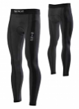 SIXS Carbon Underwear Leggings with Butt-Patch