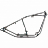 Kraft/Tech Rigid Straight Backbone Style Frame for Big Twin