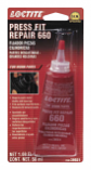 Loctite Quick Metal 660 Retaining Compound Press Fit Repair