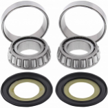 Drag Specialties Neck Post Bearing and Race Kit