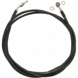 Magnum XR Stainless Hydraulic Clutch Line