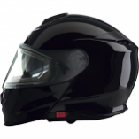 Z1R Solaris Solid Snow Helmets with Electric Shield