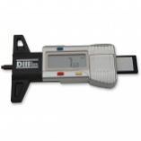 Dill Air Controls Digital Tread Depth Gauge