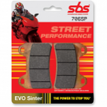 Sbs EVO SP Sintered Metal Break Pads