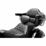 Mustang Heated One-Piece Touring Seat