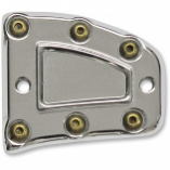Carl Brouhard Designs Bomber Series Master Cylinder Cover Kits