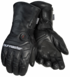 Tourmaster Battery Powered Leather Womens Gloves