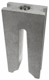 Woodys 2-3in. Lug Accessory for Track Clip Installation Tool