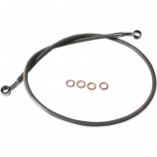 La Choppers Stainless Braided Brake Lines