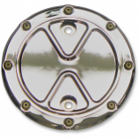 Carl Brouhard Designs Bomber Series Stator Covers