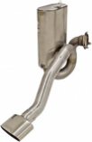 Bassani Manufacturing Performance Side Exit Exhaust System