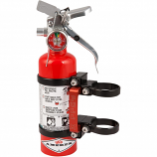 Klock Werks Quick Release Fire Extinguisher Mount