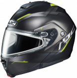 HJC IS-Max II Dova Snow Helmets with Dual Lens Shield