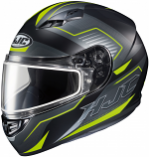 HJC CS-R3 Trion Snow Helmets with Dual Lens Shield