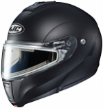 HJC CL-Max III Solid Snow Helmets with Electric Shield