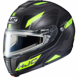HJC CL-Max III Flow Snow Helmets with Electric Shield