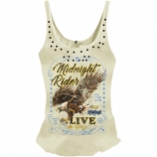Lethal Threat Midnight Rider Womens Tank Top