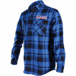 Throttle Threads Parts Unlimited Flannel Shirts