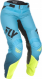 Fly Racing Lite Girls Youth Pants