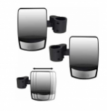 Slasher Products Deluxe UTV Mirror with Wide Angle Lens