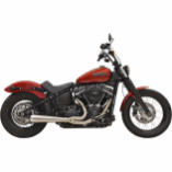 Bassani Manufacturing Road Rage 2-Into-1 Exhaust System