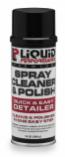 Liquid Performance Racing Premium Spray Cleaner and Polish