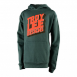 Troy Lee Designs Block Party Youth Pullover Hoodies